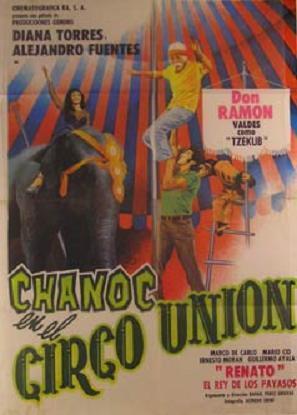 Chanoc en el Circo Unión
