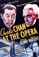 Charlie Chan en la ópera