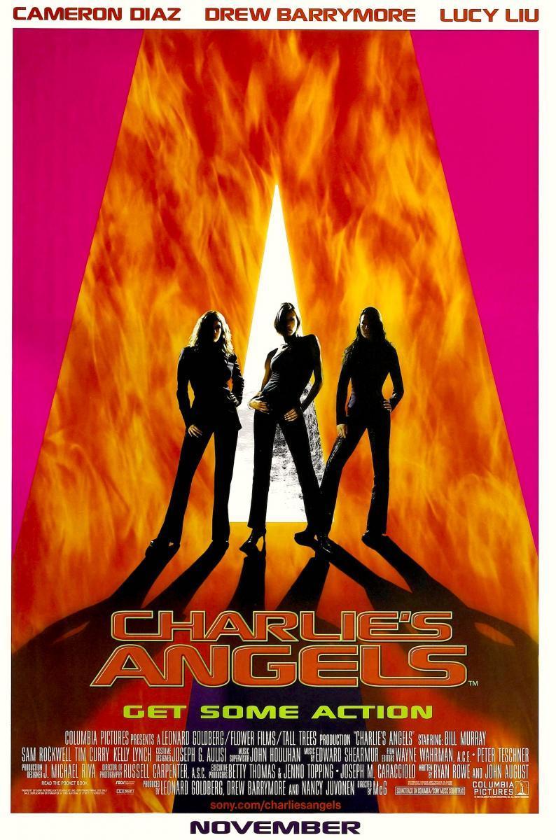 Los ángeles de Charlie, (2000) [1080p] [Latino] [Google Drive](Enlace propio)
