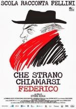 How Strange to be Named Federico: Scola narrates Fellini