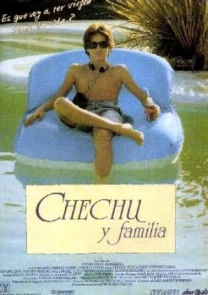 Chechu y familia