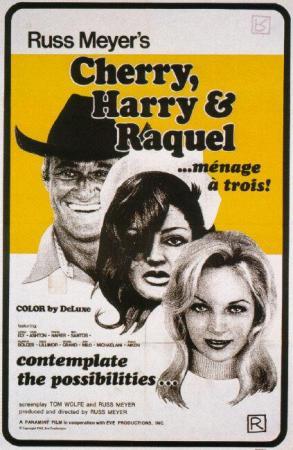Cherry, Harry & Raquel!
