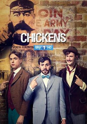 Chickens (Serie de TV)