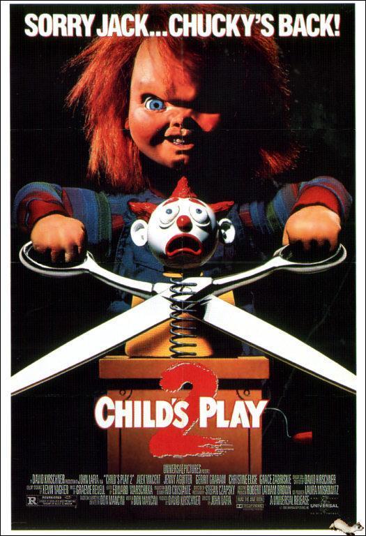 Chucky, el muñeco diabólico 2 [1990], [1080p] [Dual – Latino] [MEGA]