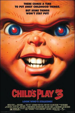 Chucky, el muñeco diabólico 3 [1990], [1080p] [Dual – Latino] [MEGA]