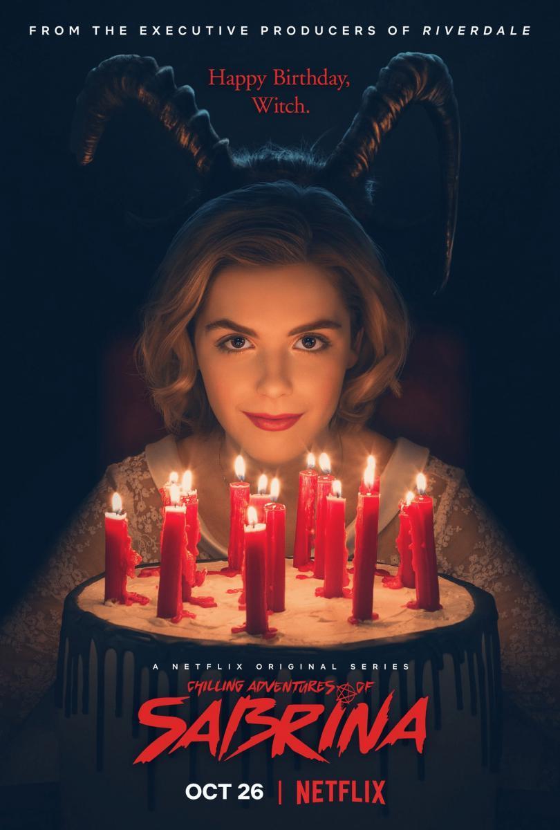 El mundo oculto de Sabrina (Serie de TV) [1080p] [Español Latino] [MEGA], 1 Temporada