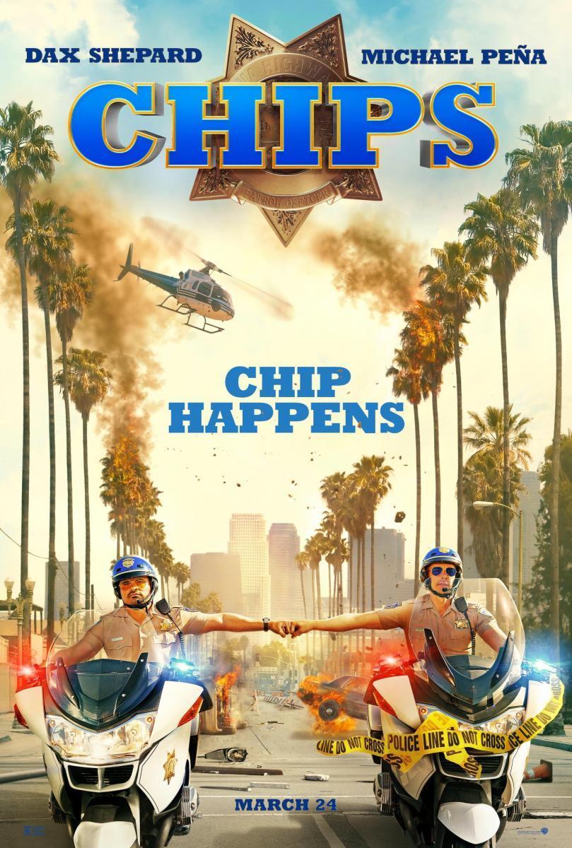 Chips: Patrulla Motorizada Recargada [1080p] [Latino-Ingles] [MEGA]