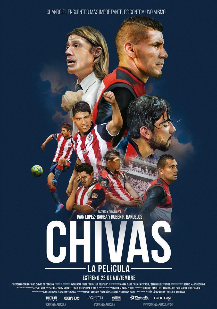 Chivas la Película (2018)HD [1080p] Latino [GoogleDrive] SilvestreHD