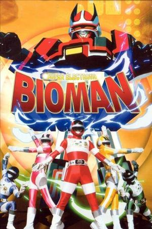 Bioman (Serie de TV)