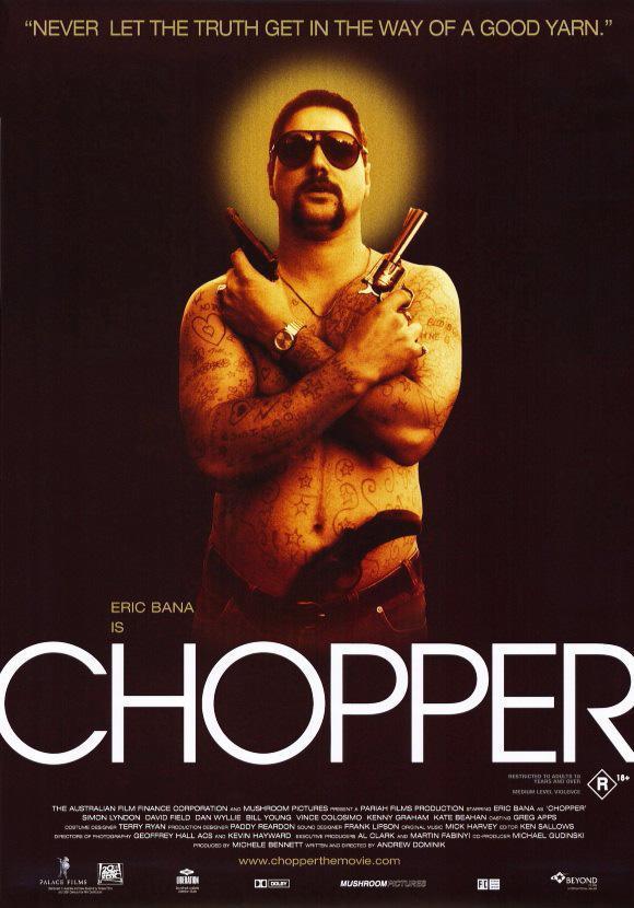 Chopper (2000) - FilmAffinity
