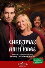 Christmas at Holly Lodge (TV)