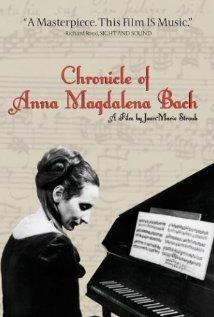 Crónica de Anna Magdalena Bach