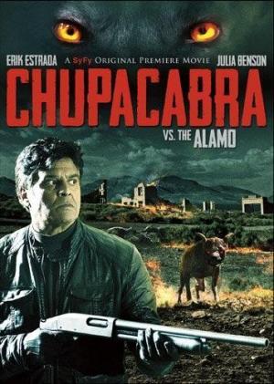 Chupacabra vs. The Alamo (TV)