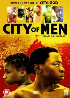 Ciudad de hombres (Serie de TV)