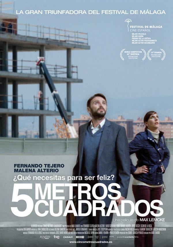 Cinco metros cuadrados 2011 filmaffinity - Cinco metros cuadrados ...