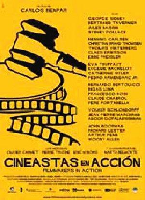 Cineastas en acción