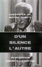 D'un silence l'autre - Josef von Sternberg (TV)