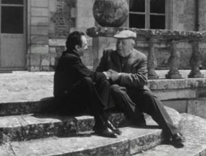 Cinéastes de notre temps: Jean Renoir le patron, troisième épisode: La règle et l'exception (TV)