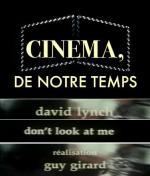 David Lynch: Don't Look at Me (TV)