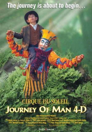 Cirque du Soleil: Journey of Man (TV)
