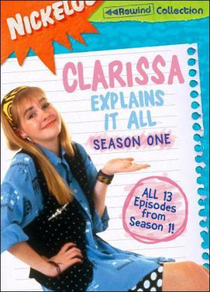 Clarissa Explains It All (TV Series)