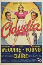 Claudia, esposa moderna