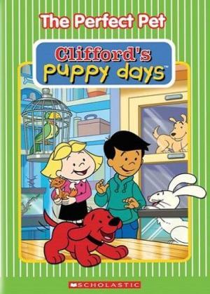 Clifford's Puppy Days (TV Series)
