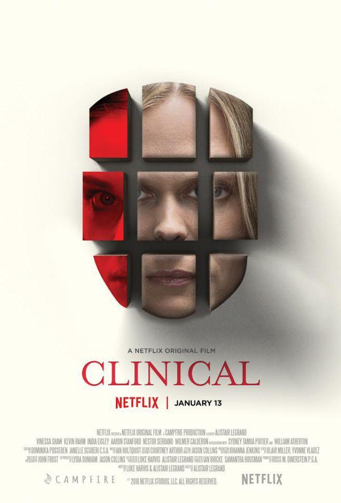 Clinical [2017][Dual Latino][1080p][MEGA]