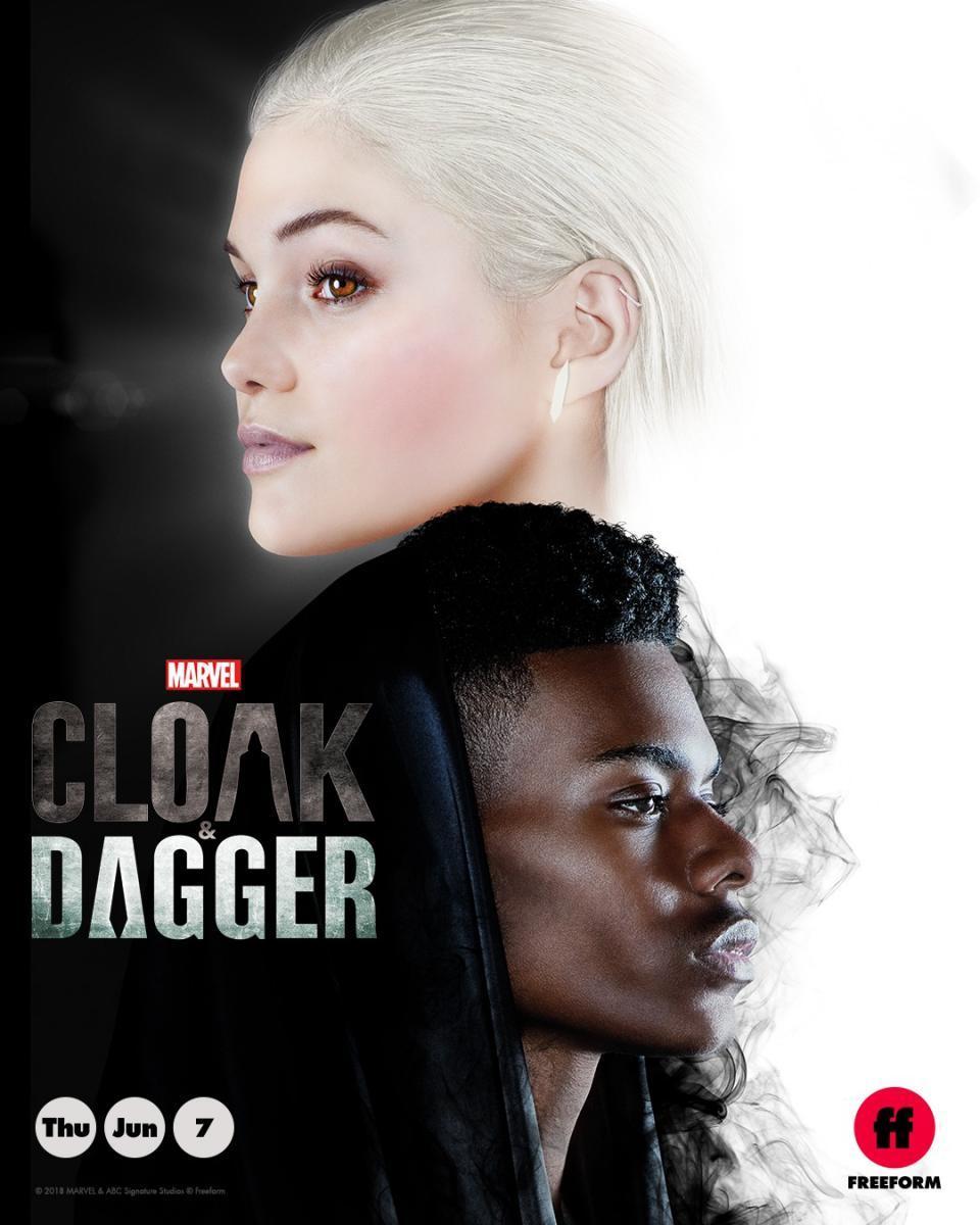 Cloak & Dagger 1×3 Ingles Subtitulado 720p