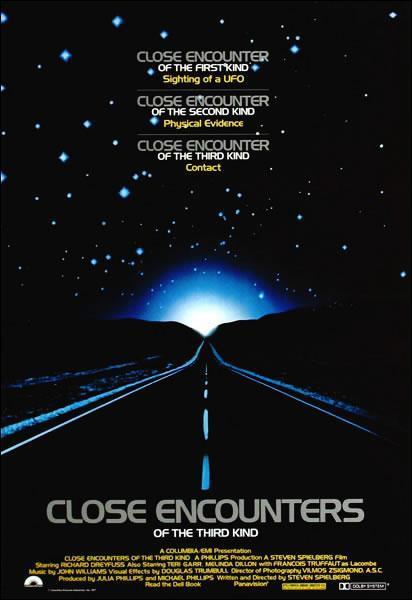 Encuentros cercanos del tercer tipo (1977) Descargar Gratis