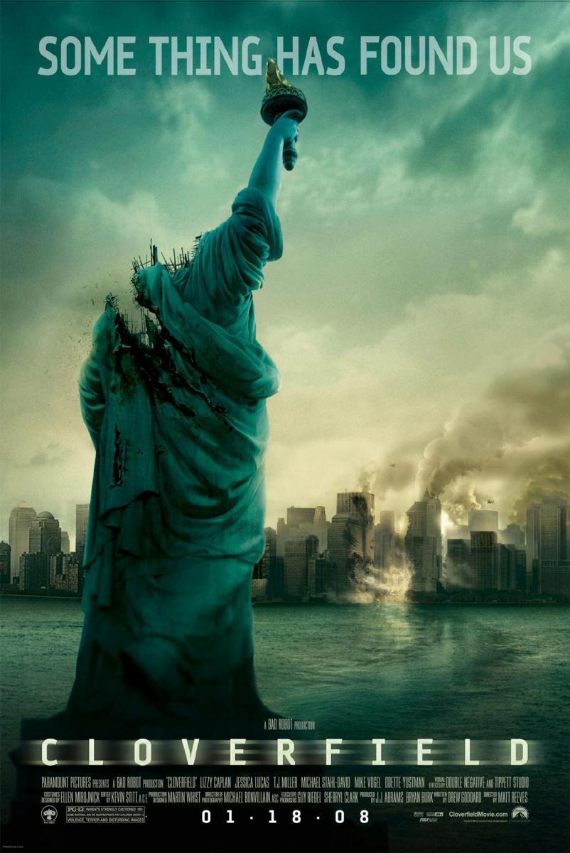 Saga Cloverfield [2008, 2016, 2018] [Dual Latino][1080p][MEGA]