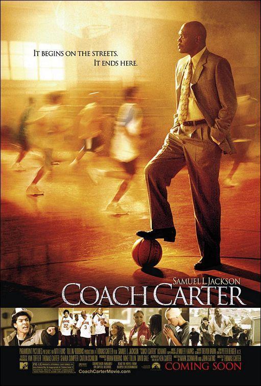 Entrenador Carter [2005][Latino][1080p][Google Drive]