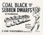 Coal Black and de Sebben Dwarfs (So White and de Sebben Dwarfs) (C)