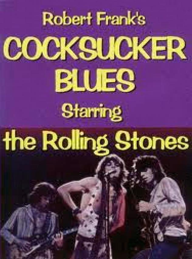 rolling stones cock sucker blues