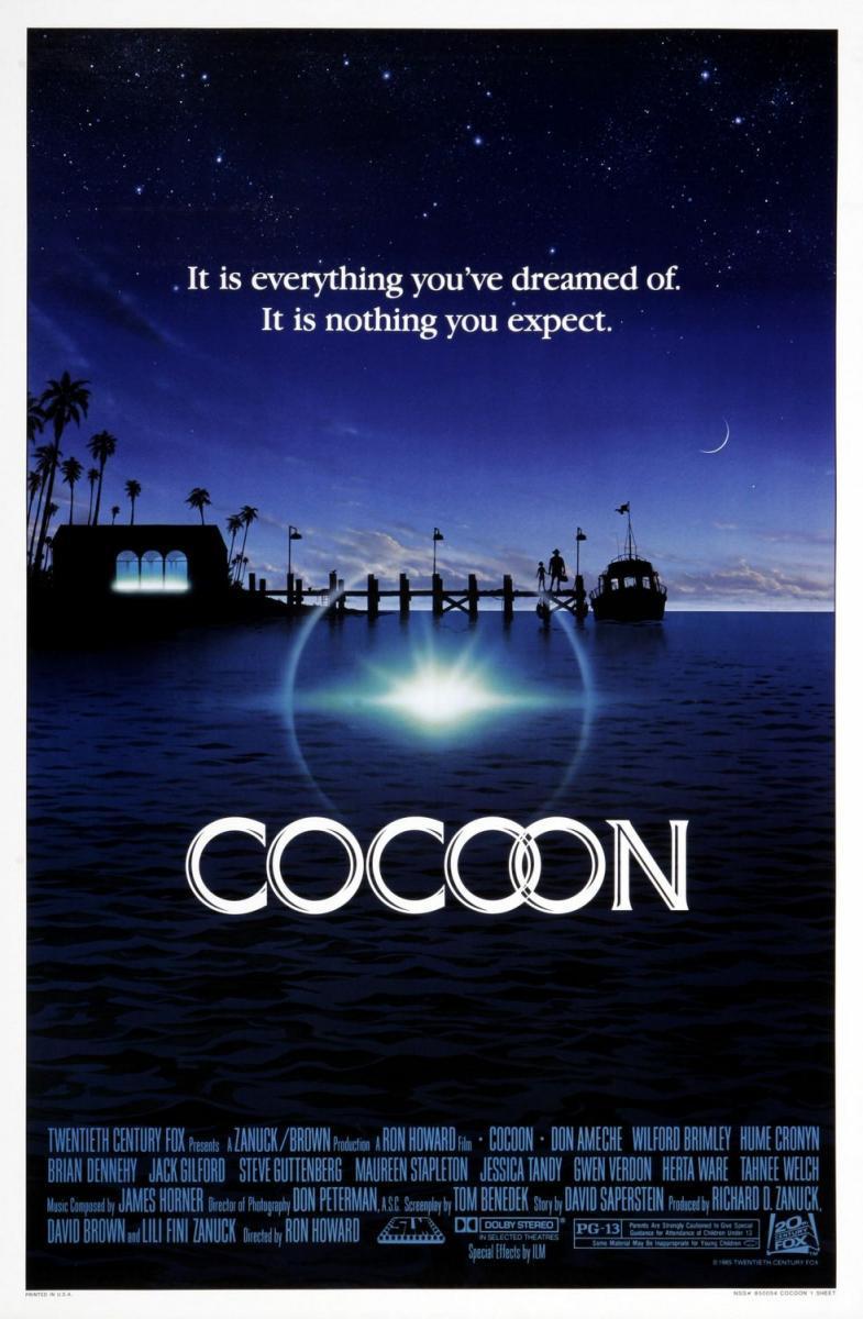 Cocoon (1985) HD Latino Gratis