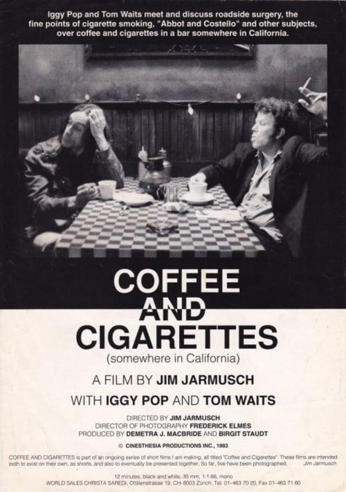 Coffee And Cigarettes Stream