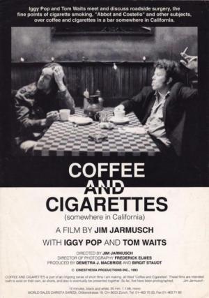 Café y cigarrillos III: Algún lugar en California (C)