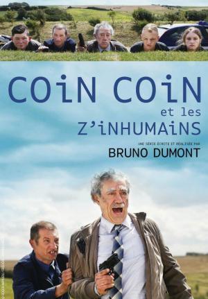 Coincoin y los extrahumanos (Miniserie de TV)