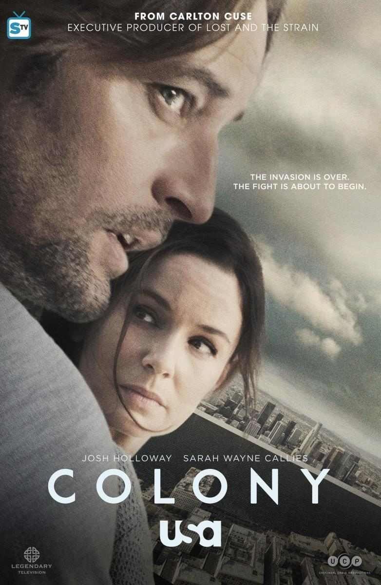 Colony Temporada 03 Completa HDTV 720p – 480p [English]