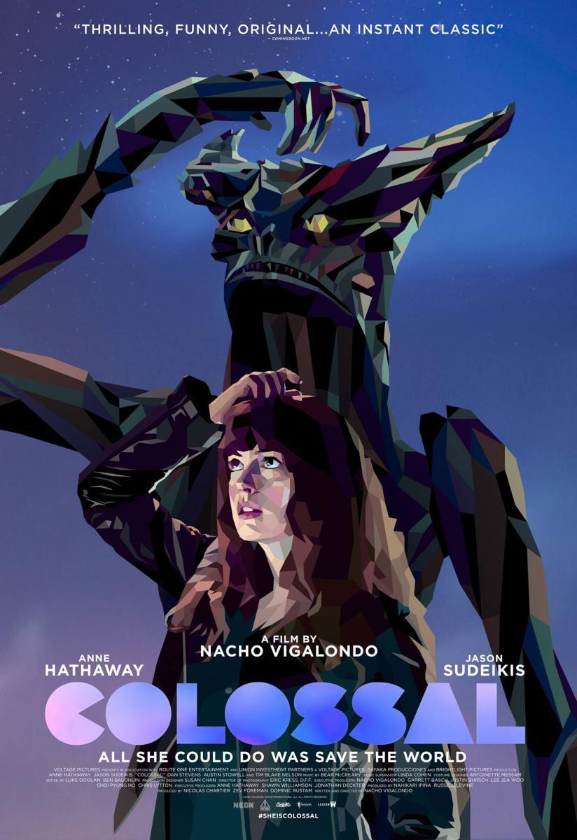 Ella Es Un Monstruo (BRRip Latino – Ingles 1080p)  2016
