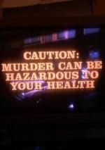 Colombo: Cuidado, el asesinato puede ser perjudicial para la salud (TV)