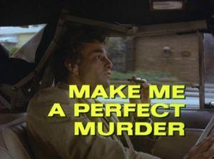 Columbo: Make Me a Perfect Murder (TV)