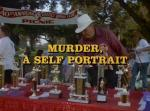 Columbo: Murder, a Self Portrait (TV)