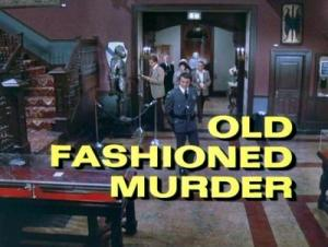 Columbo: Old Fashioned Murder (TV)