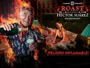 Comedy Central Roast de Héctor Suárez (TV)