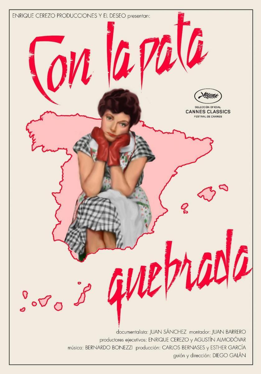 Críticas de Con la pata quebrada (2013) - FilmAffinity