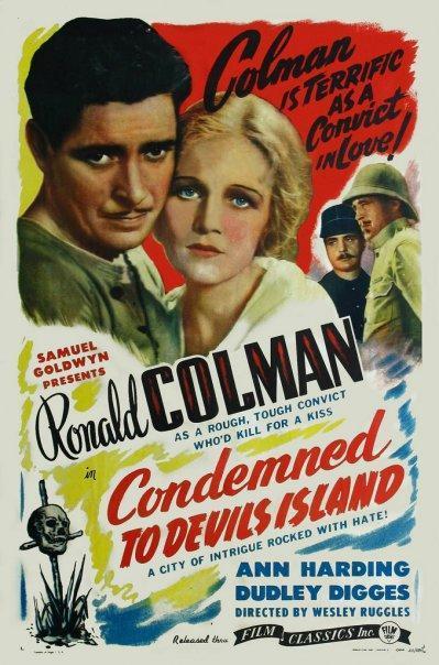 Condenado 1929 Filmaffinity