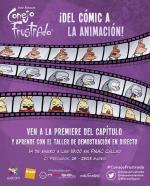 Conejo Frustrado: La serie animada - Episodio piloto (En casa no se juega al balón) (C)
