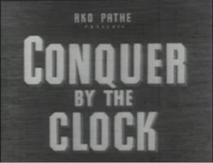 Conquer by the Clock (C)