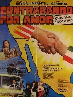 Contrabando por amor (Chicano Brothers)